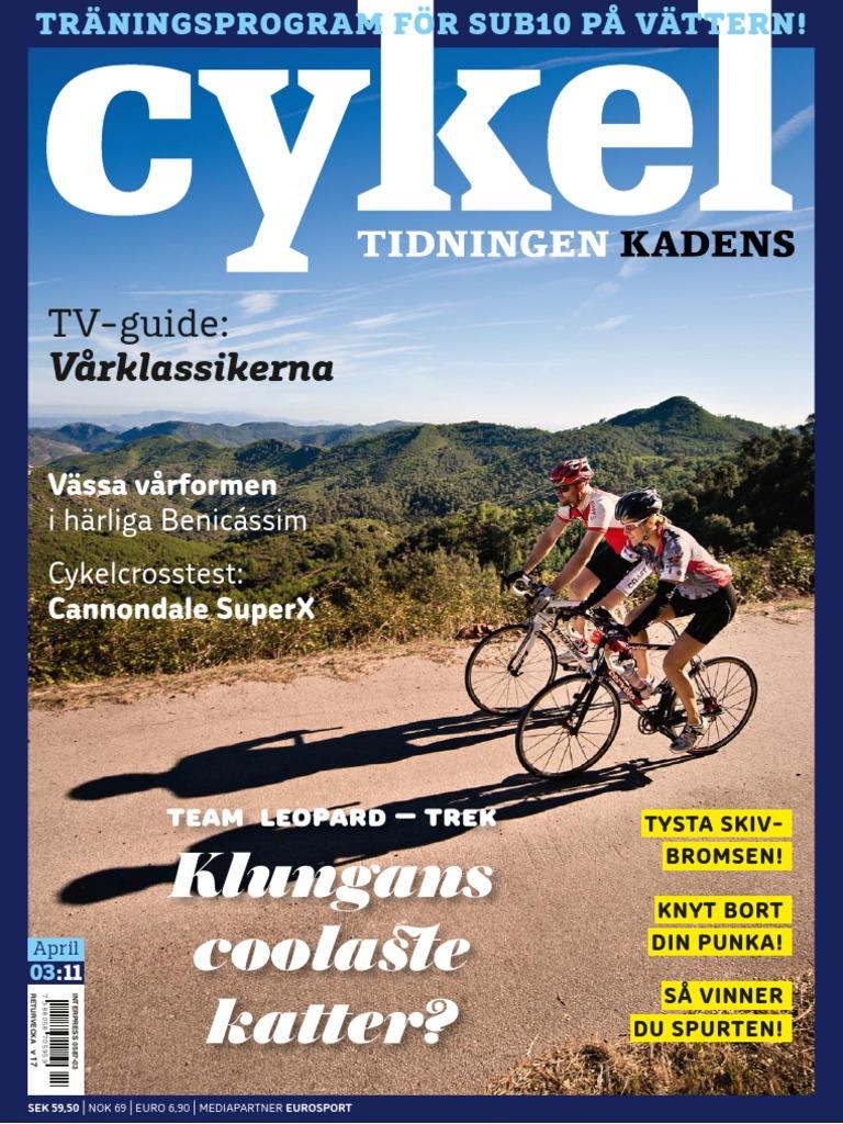 Cykeltidningen Kadens   3 236341cf1a190