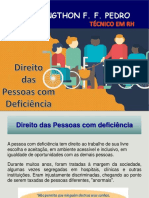 DIREITO DAS PcD - WELL