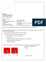 Form Perpanjangan Sertifikasi Muhsin Suryanto
