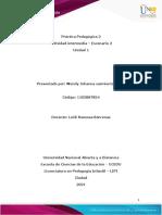 Unidad 1 Esenario 2 planteamiento de proyecto accion pedagogica