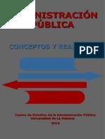 Administracion Publica_ Concept - Tabares Neyra, Lourdes M. (Coor