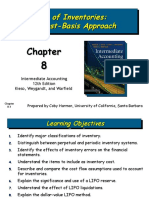 CH_08_Valuation of Inventories, A Cost Basic Approach