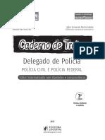 PÁGINAS CADERNO DE TREINO - DELEGADO DE POLÍCIA 2021