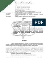 STJ - RESP 1213256 - Duplicada -Protesto - Responsabilidade do Endossatário