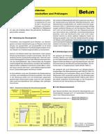 B4 Frischbeton Eigenschaften Und Pruefungen