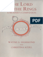 Wayne G. Hammond, Christina Scull - The Lord of the Rings_ a Reader's Companion (2014, HarperCollinsPublishers) - Libgen.lc