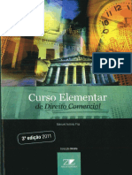 Curso Elementar de Direito Comercial 3ª Ed.2011