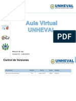 MANUAL DE USO DEL AULA VIRTUAL - ESTUDIANTES