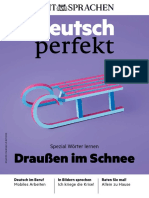 Deutsch Perfekt Plus 3 21