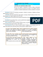 Ficha de trabalho - Ricardo Reis, características da poesia