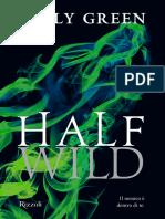 (Half Life 02) Half Wild - Sally Green