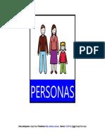 Campo semántico las personas