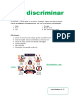 Discrimi Nação