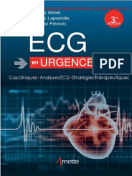 ECG en Urgence Cas Clinique - Analyse ECG - Strategie Therapeutique 2018-Min