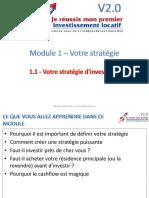 M1V1 - Votre Stratégie D_investissement