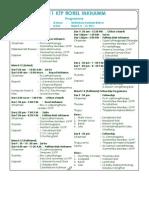 ktp_rorel_inkhawm, 2011_programme