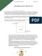 Tema 1 1 -Conceptos Básicos De La Gestión De Almacenes