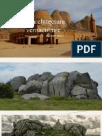 L'Architecture Vernaculaire S