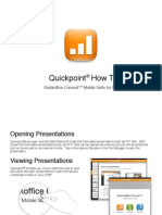 Quickpoint How To2