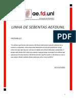 Sebenta Processual Civil Executivo NOVA