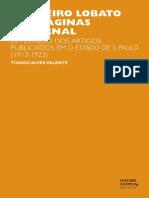 ThiagoAlvesValente-MonteiroLobatoNasPaginasDoJornal