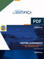 TOP INAGURAL CENTRO QUIRURGICO (definitivo). Jose Portuguez.  2021