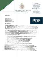 Del. Conaway letter to Mayor Scott