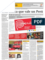 Una marca que vale un Perú