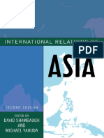 International Relations of Asia