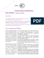 20210413-synthese-certification-comptes-Etat-exercice-2020