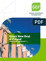 The Green New Deal in Poland