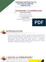 Flagelos Sociales y La Criminologia. Final.......2 Pptxpptx