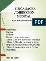 Direrccion Musical