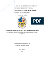 CENTRO DE FORMACION TECNICA