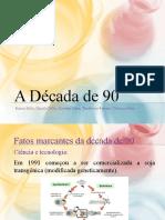 filosofia - déc de 90