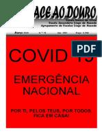 Jornal Face ao Douro  - Edição 73