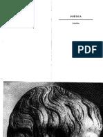 Aristóteles, Poética.