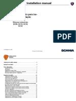 Instruções de medição para inspeção de instalação