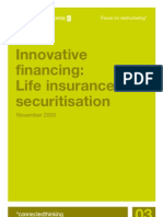 innovative-financing-life-insurance-securitisation