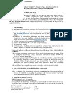 Edital n 03 - Processo seletivo Supervisor de Estágio (1)