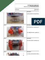Tarea Rutinaria - Carguio de neumatico vehiculo liviano, Mantencion en terreno