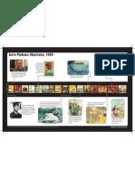 SI 520 - Midterm Jerry Pinkney Timeline
