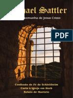 Michael-Sattler Um Testemunha de Cristo
