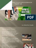 Luis Alberto PérezGonzález - Deportes Colectivos 2