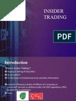 Insider trading final