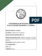0510 LITERATURA ALEMANA VEDDA