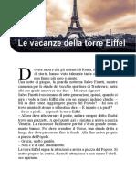 Le vacanze della torre Eiffel