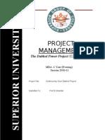 Dhabol Report 2003
