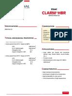 STEEL 30NiCrMoV14 CLARMHBR_GB