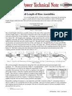 FPTN002001- OAL Hose Assemblies